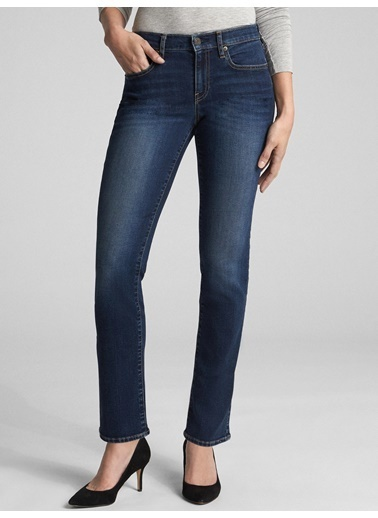 Gap Jean Pantolon | Straight İndigo